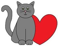 cat-heart