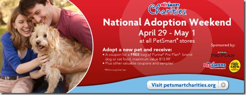 PS May Adoptathon