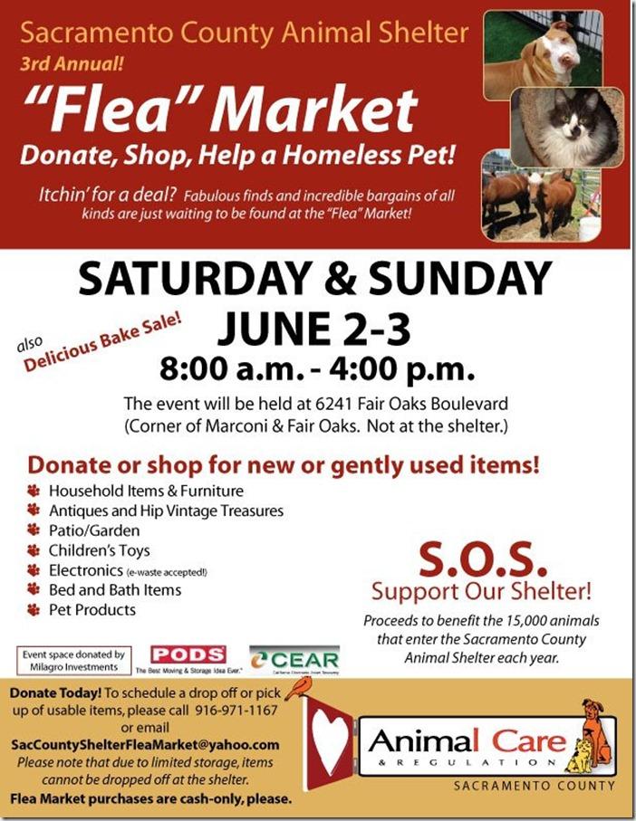 sos Flea Market 2012