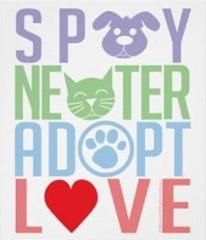 spayneuter adoptlove