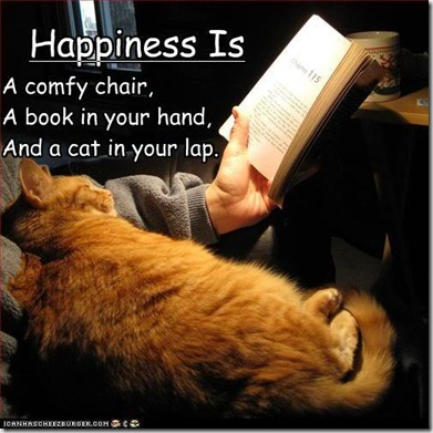 HappinessACatOnYourLap