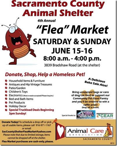 Flea Market2013