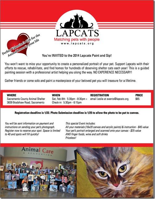 LapCats-Flyer